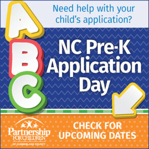 Click for upcoming NC Pre-K Day event information.